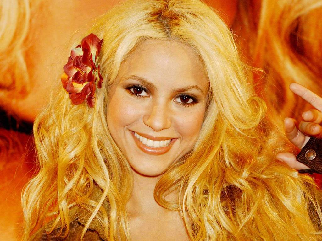 songs Shakira Wallpapers Pop Singers Rock
