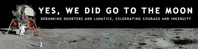 Yes, we did go to the Moon