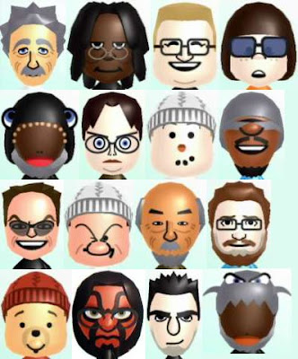 Cool Mii Characters Related Keywords Suggestions Cool Mii