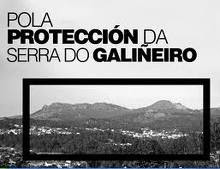 Pola protección da Serra do Galiñeiro
