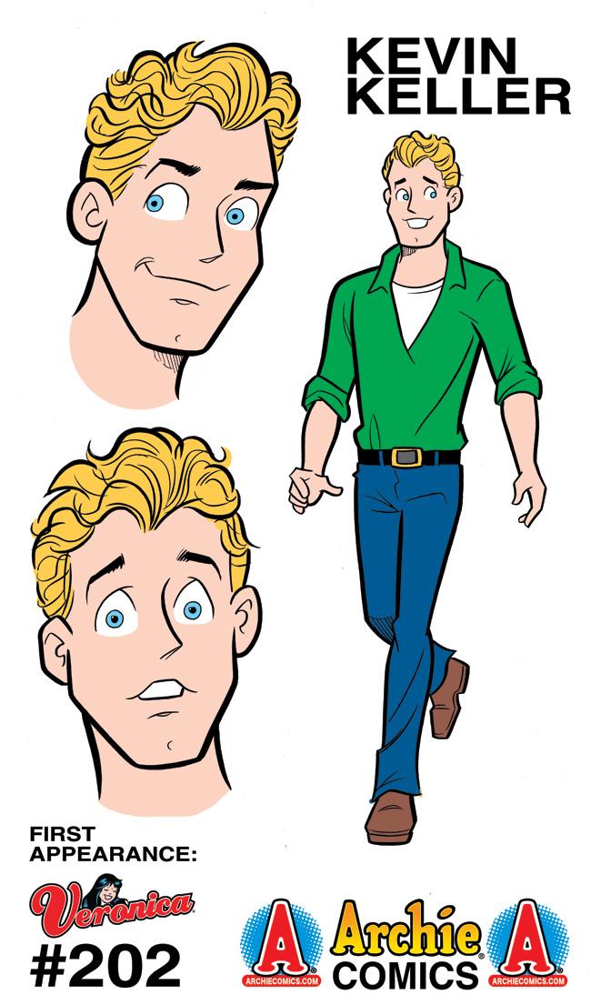 Kevin Keller é o primeiro personagem abertamente homossexual do universo da ...