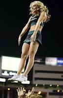 Oregon Cheerleader
