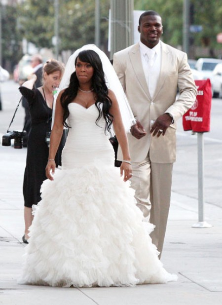 Wedding Bells: Bobby McCray And Khadijah Haqq Wedd!