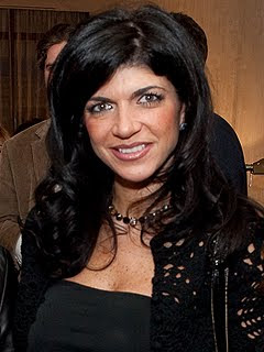 Teresa Giudice Adresses Bankruptcy And Auction Claims
