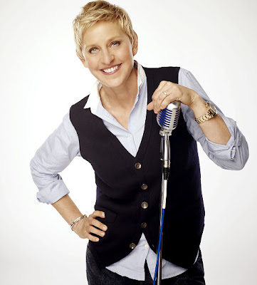 "Ellen Says Bye-Bye To ""American Idol""!"