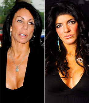 RHONJ's Danielle Responds To Teresa's Financial Woes!
