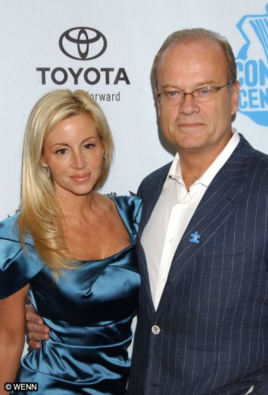 Kelsey Grammer's Ex Speaks About His Cheating!