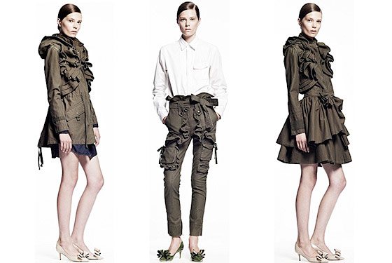 """Valentino"" For GAP!"