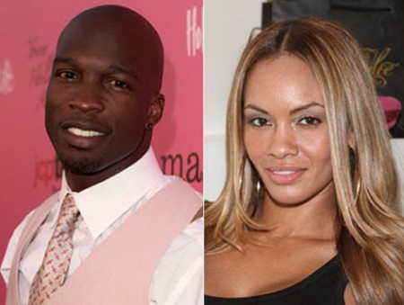 Ochocinco Speaks On His Fiance Eveleyn Lozada!