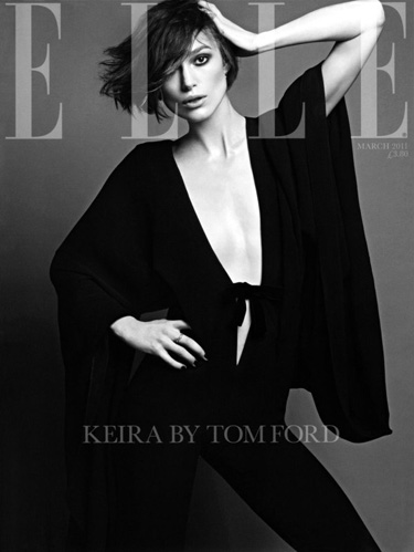 "Keira Knightley For UK ""ELLE""…FAB!"
