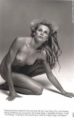 Beautiful women naked scans