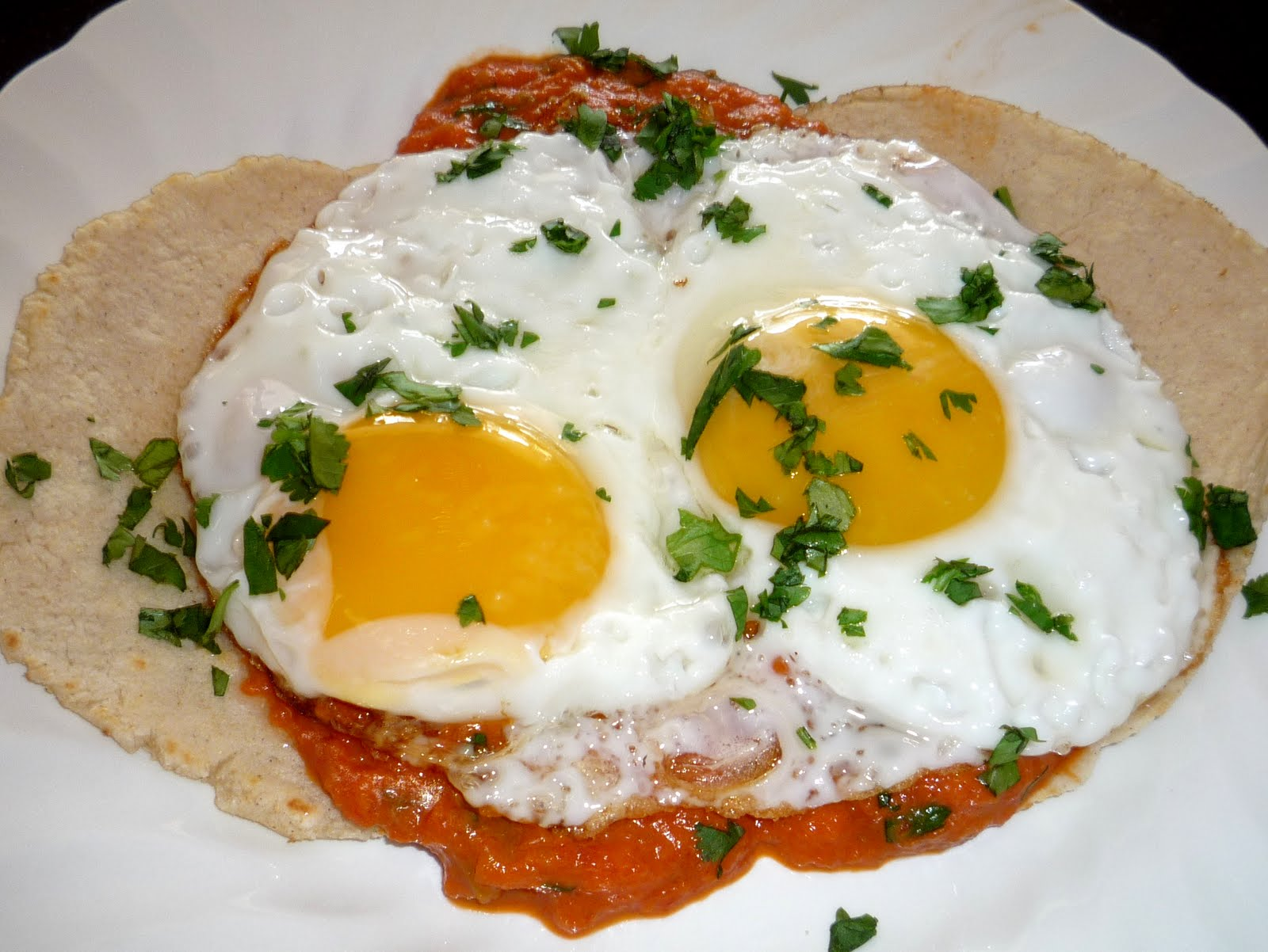 Dishing It Out: Huevos Rancheros