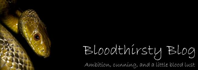 Bloodthirsty Blog