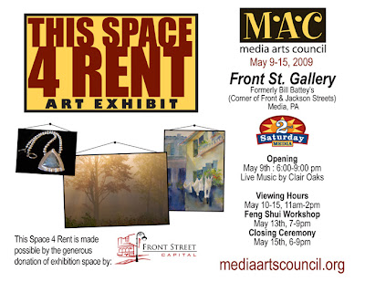 Entertainment, Art Show, and Sale!