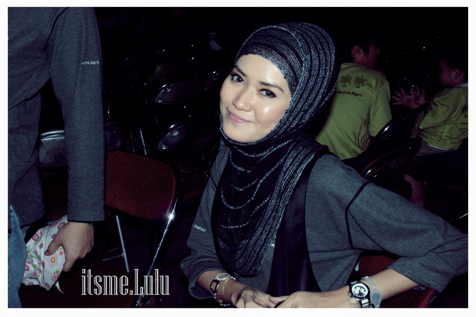 My Style : Uniform Can Still Be Different-Malabis Moslem