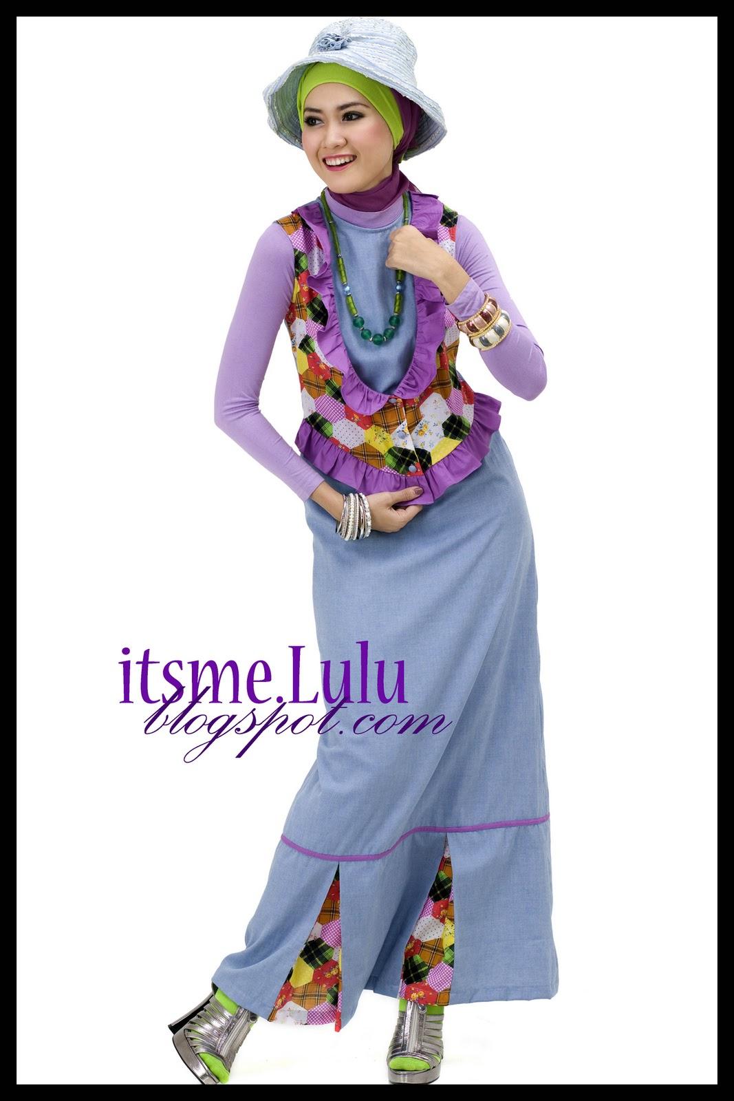 Rins Style : Denim-Malabis Moslem