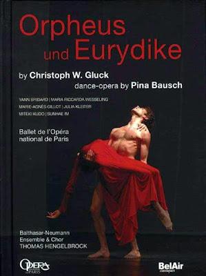 El orfeo y Eurídice de Gluck visto por Pina Bausch