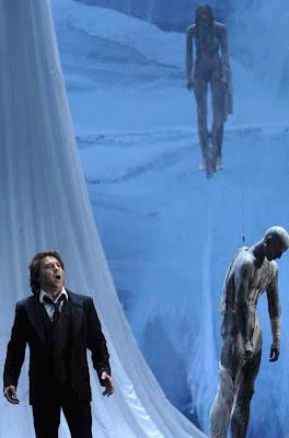 Roberto Alagna en el Orphée et Euridice de Gluck producido por su hermano David