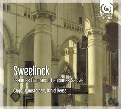 Sweelinck por la Cappella Amsterdam en Harmonia Mundi