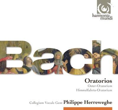 Oratorios y cantatas de Bach por Herreweghe
