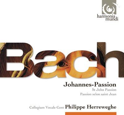 Pasión según San Juan de Bach por Herreweghe