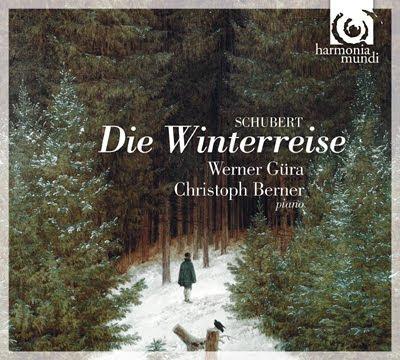 El viaje de invierno de Schubert por Werner Güra