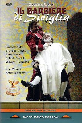 El barbero de Sevilla de Rossini en Dynamic