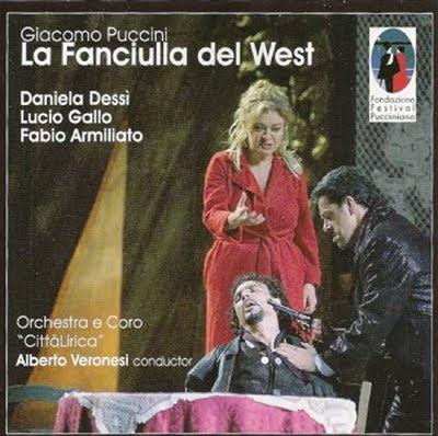 La fanciulla del West de Puccini desde el festival de Torre del Lago