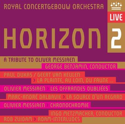 Un homenaje a Olivier Messiaen en RCO Live
