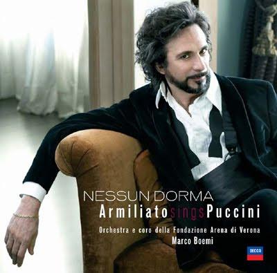Arias de Puccini por Fabio Armiliato