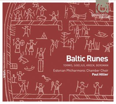 Música báltica por el Coro de cámara de Estonia yPaul Hillier
