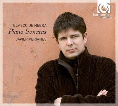Obras de Manuel Blasco de Nebra por Javier Perianes en HM