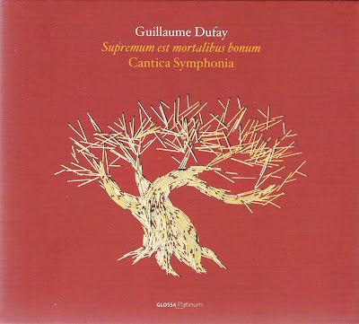 Dufay (Motetes Vol.2) por Cantica Symphonia