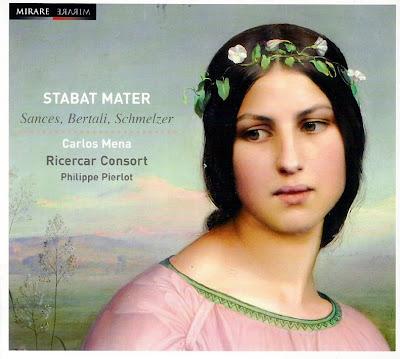 Stabat Mater por Carlos Mena y Ricercar Consort