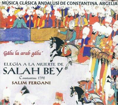 Elegía a la muerte de Salah Bey