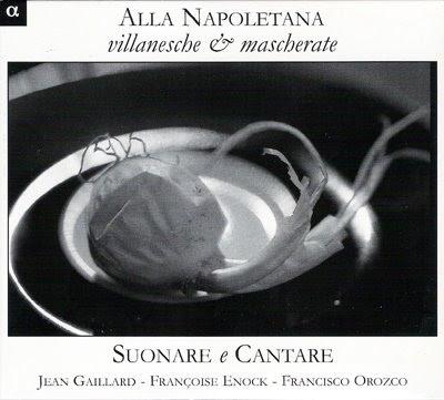 Alla Napoletana por Suonare e Cantare