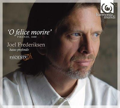 O felice morire por Joel frederiksen y el Ensemble Phoenix Munich
