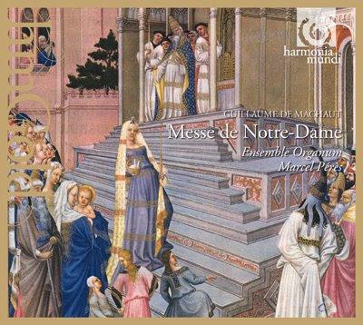 Machaut por el Ensemble Organum