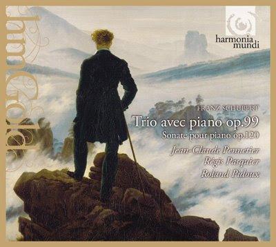 Schubert por Pasquier, Pennetier y Pidoux