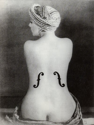 Le violon d'Ingres de Man Ray