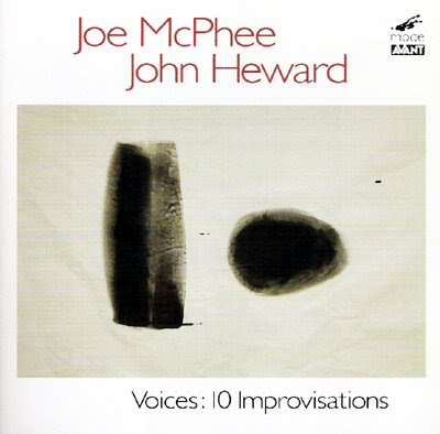 Improvsaciones de Joe McPhee y John Heward en Mode