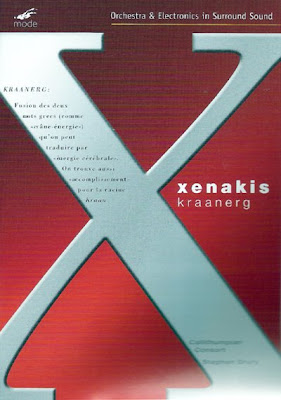 Kraanerg de Xenakis en Mode
