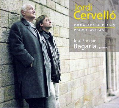 La obra para piano de Cervelló por J . E. Bagaria