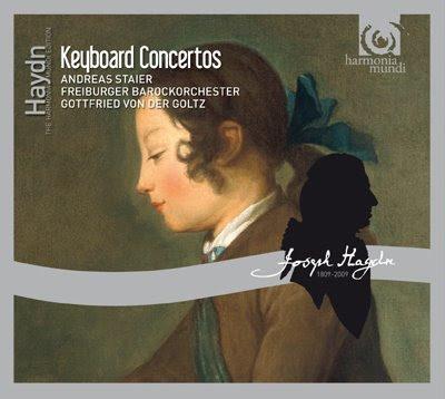 Conciertos por Staier y la Freiburger Barockorchester