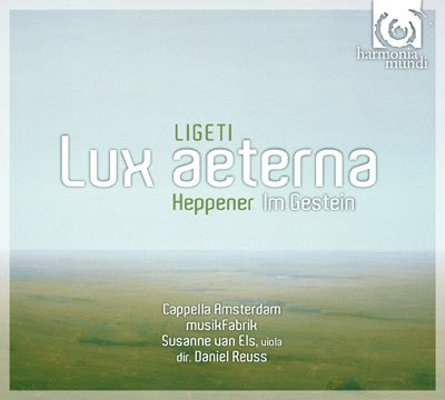 Ligeti por la Cappella Amsterdam y Daniel Reuss