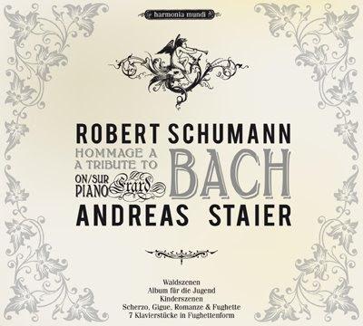 Schumann por Andreas Staier