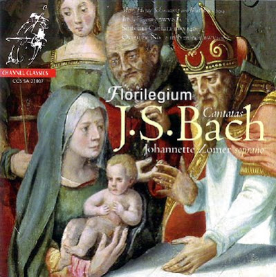 Bach por Zomer y Florilegium