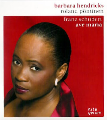 Cinco lieder de Schubert por Barbara Hendricks
