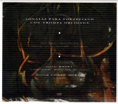 Sonatas para piano con trompa obligada por Miriam Gómez Morán y Javier Bonet