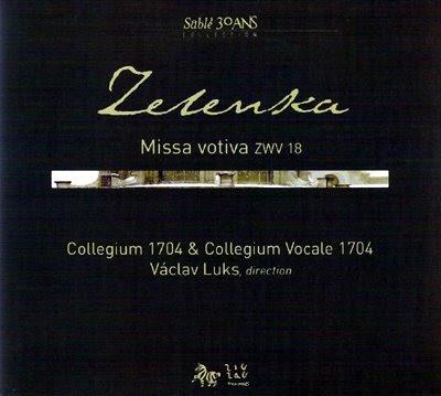 Zelenka por Václav Luks en Zig Zag